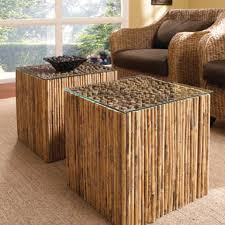 faux bamboo table legs bamboo stick bunching table base with glass glass doctors office
