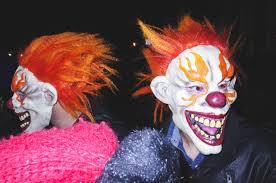clowns target pulls scary clown masks amid craze time com