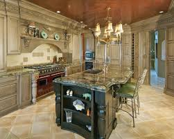 Tuscan Kitchen Islands by Amazing Tuscan Kitchen Decor House Interior Design Ideas