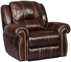 Seldens Furniture Tacoma by Hooker Furniture Ss611 Power Recliner With Nailhead Trim Ahfa