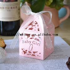 baptism favor boxes thank you baby shower gifts birthday decoration items girl favor