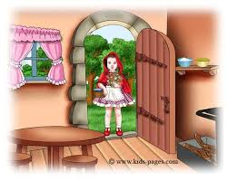 25 digital scrapbook red riding hood images
