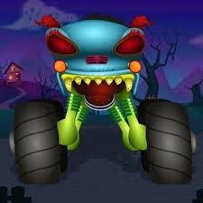 monster truck video clips haunted house monster truck youtube