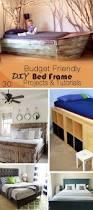 Diy Bed Frame 30 Budget Friendly Diy Bed Frame Projects U0026 Tutorials