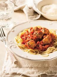 les sauces en cuisine sauce tomate aux boulettes recettes ricardo recettes