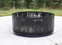 Custom Metal Fire Pits by Fire Pits
