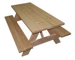 picnic table wood picnic tables signature development