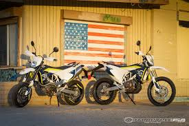 New 17 Inch Dual Sport Motorcycle Tires 2016 Husqvarna 701 Supermoto And 701 Enduro First Ride Review