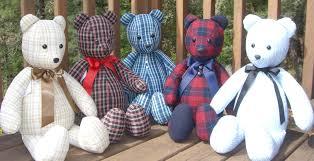 remembrance teddy bears memory memory bears by susan memorybearsbysusan yahoo