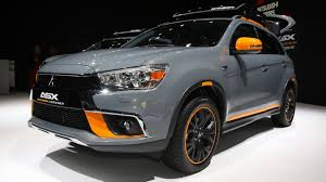 Mitsubishi Asx Pictures 2016 Mitsubishi Asx Geoseek Concept Review Gallery Top Speed