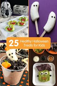 25 healthy halloween treats for kids fun halloween recipes