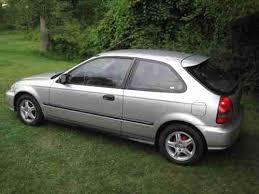 2000 honda civic hatchback sale buy used 2000 honda civic dx hatchback 3 door 1 6l in highland