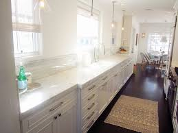 galley style kitchen with island beautiful galley kitchen remodel ideas maisonmiel