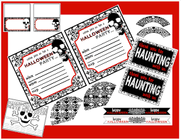 Halloween Birthday Invitations Printable Free Halloween Baby Shower Invitations Photo Album Printable Free