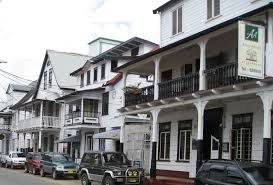 dutch colonial architecture novel adventurers colonial dutch architecture of paramaribo