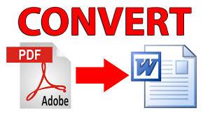 Convert Resume To Plain Text 5 Best Free Pdf To Word Converter 2017 Techcatcher Org