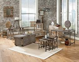 Ashley Furniture End Tables Buy Rustic Accents Occasional Table Set By Signature Design From