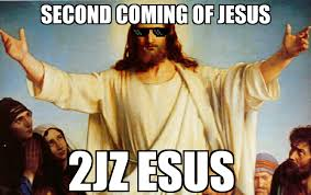 He Is Risen Meme - he has risen