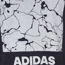 World Map T Shirt by Adidas Structure T Shirt Sss