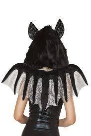 articulated bat wings costume