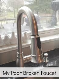 moen kitchen faucet cartridge 1255 two handle kitchen faucet