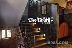 creative industry vintage wrought iron stair railing water villa