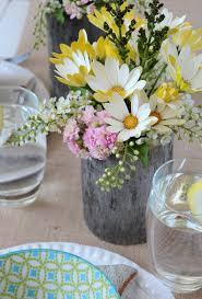 country garden party table centerpieces satori design for living