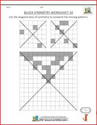 line symmetry worksheets a selection of symmetry worksheets with