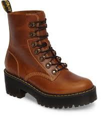 womens ugg leona boots dr martens leona heeled boot nordstrom