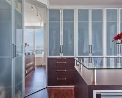 closet doors frosted glass frosted glass closet doors houzz