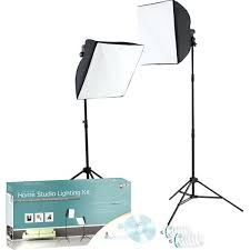 manning home studio lighting kit used equipment for photo in india