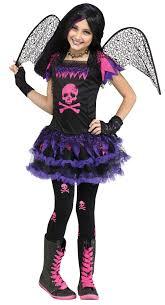 fairy halloween costume kids 2014 halloween girls fancy dress horror monster skeleton kids