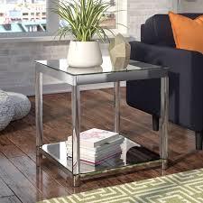 Acrylic Accent Table Plastic U0026 Acrylic End U0026 Side Tables You U0027ll Love Wayfair