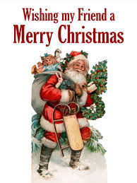 santa claus cards happy santa claus greetings