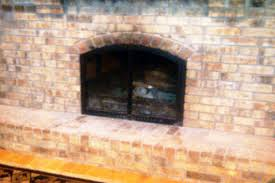 Arched Fireplace Doors by W D Metalcraft Custom Fireplace Doors