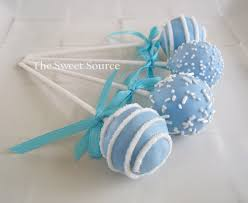 cake pop ideas for a baby shower displaying cake pops baby shower