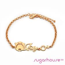 Personalized Name Bracelets Sugarhouse928 Personalized Name Bracelets Only Rm98