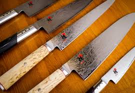 Japanese Folded Steel Kitchen Knives - miyabi knives sharpest knives in the japanese knife