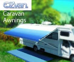 Aussie Traveller Awnings Double Glazed Windows