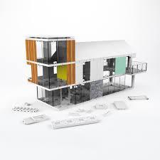 architektur modellbau shop architekturmodell arckit 120 architekturbausatz für