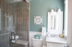 studio bathroom reveal with in the moment from behr hello