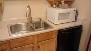All In One Kitchen Sink And Cabinet by Glacier Bay All In One Dual Mount Stainless Steel 33 In 2 Hole