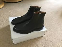 s zip ankle boots uk walk darcy zip ankle boots in black leather size uk