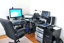 Best Computer Desks Desks For Computer Gaming Best Computer Desk Gaming Chair