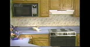 custom kitchen cabinets louisville ky 1990 s louisville kentucky usa wayne perkey sells custom cabinets for custom construction company archival television commercial advertisement 4k scan from vintage broadcast vhs betacam master