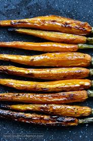 balsamic roasted carrots not enough cinnamon