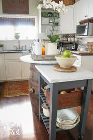 How To Organize A Kitchen Cabinets How To Create More Kitchen Counter Space Tiny Kitchen Ideas