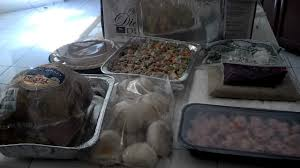 whole foods thanksgiving catering 2014 raleys bel air thanksgiving dinner feeds 10 12 youtube