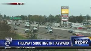 hayward freeway shooting on i 880 is second in two days