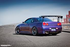 nissan skyline r34 modified barely legal david u0027s nissan skyline r34 gtr stancenation